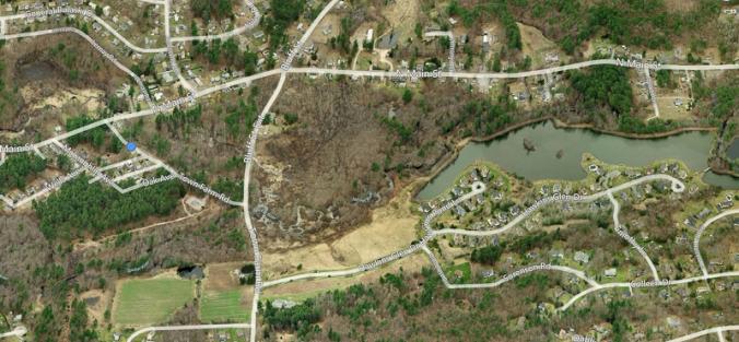 Spicket River - Hawkins Pond - Wilson Lake  nearby